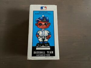 Chicago Cubs 1988 Ceramic Mascot Bobble Head New in Box