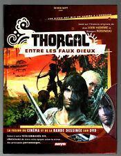 BDVD BD avec DVD ¤ THORGAL ¤ ENTRE LES FAUX DIEUX ¤ 2005 SEVEN SEPT