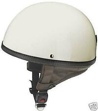 Nostalgie Halbschale Helm Cromwell elfenbein R50 R50/S R60 R69 R69/S