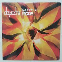 DEPECHE MODE : DREAM ON (Remix – Bushwacka) (PROMO CD Single Maxi) RCDBONG30