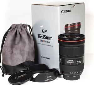 Canon EF 16-35mm f/2.8L III USM Lens MK3