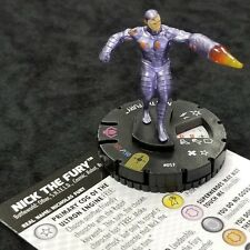NICK THE FURY - 057 - SUPER RARE  Marvel Heroclix Secret Wars Battleworld #57