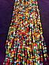 1000 PC.GLASS MULTI-COLOR SEED BEADS-GREAT For Crafts &JEWELRY MAKING OFFER bnm