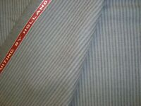 "4.44 yd HOLLAND SHERRY WOOL FABRIC Crispaire Super Fine 10 oz SUITING 160"" BTP"