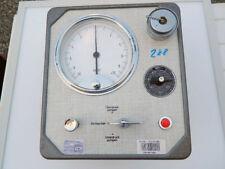 DRAGER strumento di precisione per collaudo bombole aria ossigeno #