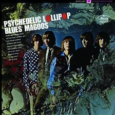 LP-BLUES MAGOOS-PSYCHEDELIC LOLLIPOP -LP- NEW VINYL RECORD
