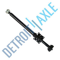 Brand New Complete Front Drive Shaft Prop Shaft Assembly for 2003-2005 Ford Explorer /& Mountaineer AWD//4x4 22 1//4 10-Year Warranty - Detroit Axle DR-11