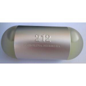 212 Carolina Herrera Nuevo York Eau de Toilette 60ml EDT (No Encajado) Usos