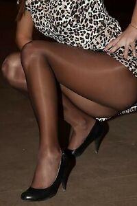 PEAVEY Hooters Pantyhose & Premium High Gloss 40 Denier Tights SIZES A B C D Q