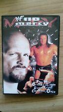 WWF NO MERCY 1999 DVD WITH SUNDAY NIGHT HEAT PRE SHOW