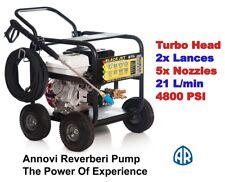 NEW  HONDA   13  HP 4800 PSI  HIGH  PRESSURE WATER WASHER CLEANER ITALIAN PUMP