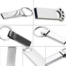 64GB 32GB Mini Metal USB Flash Drive Memory Stick Pen U Disk PC Laptop