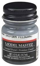 Testors Model Master German Uniform Feldgrau 1/2 oz Enamel Paint 2014 TES2014