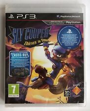 PS3 Sly Cooper: Thieves in Time, European Version, New & Factory Sealed