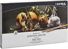 Coloured pencils POLYCOLOR REMBRANDT LYRA 72 colours in Gift box 2001720
