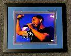 DRAKE Signed 11x14 Photo Autograph Framed 18x22 JSA COA ( Rapper Musician )