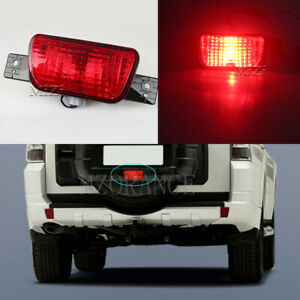 Rear Tail Spare Tire Light Fog Lamp For Mitsubishi Pajero Shogun MK4 2006-2020