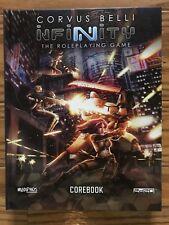 Infinity RPG: Core Rulebook