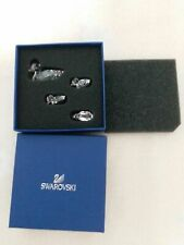 New ListingSwarovski Crystal Mother Duck and 3 Ducklings #5004695 w/original box Mint Cond