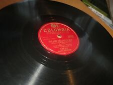 78RPM Columbia 38452 Tiny Hill, Skirts / Five Feet Two, Eyes Of Blue sharp E-EE-