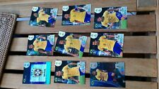 lot cartes Panini Adrenalyn World Cup 2014 Football Cards BRESIL BRASIL