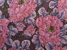 Liberty Silk Crepe 100%, 'Daydream' (2.65 cm x 1.40 cm) dress fabric, scarves