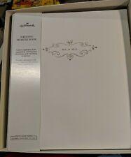 Hallmark Wedding Memory Book New In Box