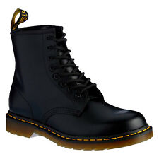 Dr Martens 1460 - Black Smooth Mens Boots