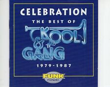 CD KOOL & THE GANG	celebration the best of  1979- 1987	VG++	CANADA (B1103)