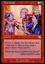 *MRM* ENG FOIL Browbeat (Rudoiement) MTG Judgement