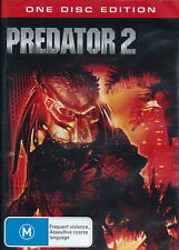 Predator 2 - Action / Thriller / Alien / Violence - Danny Glover - NEW DVD