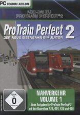 Pro Train Perfect 2 - Nahverkehr Vol. 1