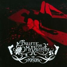 The Poison by Bullet for My Valentine (CD, Sony Music Entertainment)