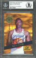 Elvin Hayes 1994 Signature Rookies Gold Standard Hof #Hof12 BGS BAS authentic