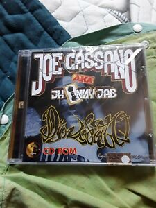 Joe Cassano Cd Rom sigillato