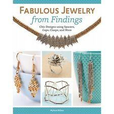 FABULOUS JEWELRY FROM FINDINGS-Beaded Craft-Glass Beading/Beads/Wire-Idea Book