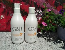 Body Lotion + Shower Gel 2 x 400 ML Body Lotion Gift Set Amway ™ g&h Nourish