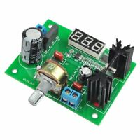 LM317 Regulador de voltaje ajustable Modulo de fuente de alimentacion de pr M5G9