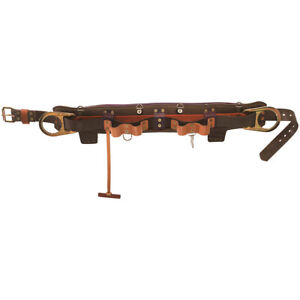 Klein Tools 5282N-26D Standard Full-Floating Body Belt