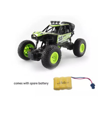 8211 Brave Climbing Remote Control Car with 3.6V/350mAh Rechargeable (Green)