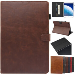 Leather Flip Smart Stand Case Cover For iPad 5/6/7/8th Gen 10.2'' Air 4 Pro Mini