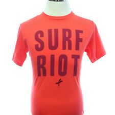 Men's Paul Smith Red Ear Surf Riot Crewneck Tee T Shirt Size M E6062