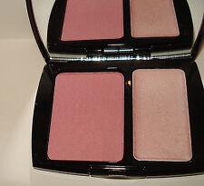 Lancome Blush Subtil Duo- Powder Blush & Cream Highlighter PINK CHIC  New