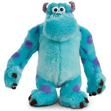 "MU~SuLLeY 13 1/2""~34.3cm~PLUSH~MONSTERS INC~NWT~GENUINE Disney Store STAMP"