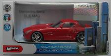 Mondo motors-Mercedes-Benz SLS AMG rojo 1:43 nuevo/en el embalaje original maqueta de coche