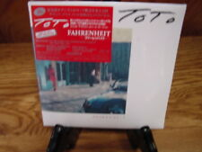 TOTO FAHRENHEIT RARE JAPAN REPLICA EXACT TO ORIGINAL LP IN A OBI CD Sealed