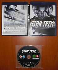 Star Trek (2009) [Blu-Ray & Region Free] J.J. Abrams, Chris Pine, Zachary Quinto
