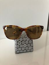 Paul Frank Limited Edition Brown and Gold Sunglasses