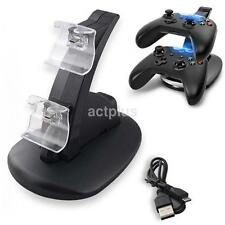 Newly Dual USB Charging Charger Docking Station Stand for Xbox One Controller