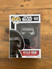Funko Pop! Vinyl Star Wars #60 Kylo Ren Vinyl Bobble Head Figure